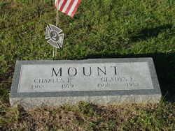 Gladys Edith <I>Fleming</I> Mount