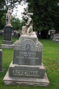 Regina <I>Kaiser</I> Ackerman