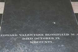 Edward Valentine Blomfield