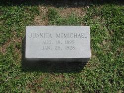 Juanita Pauline <I>Petrie</I> McMichael