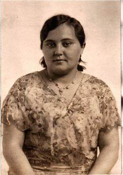 Susanna <I>Gaug</I> Bartolf