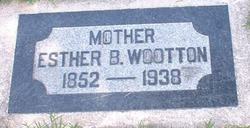 Esther Ballard Wootton