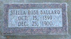 Stella Rose Ballard