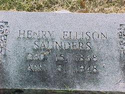 Henry Ellison Saunders
