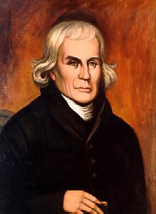Rev Francis Asbury