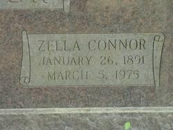Zella <I>Connor</I> Bridger