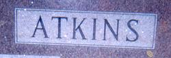 Ina V <I>(Burriss)</I> Atkins