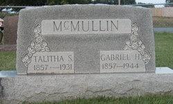 Talitha Susan <I>Reynolds</I> McMullin