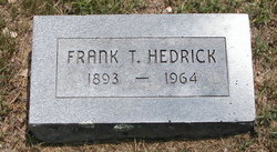 Frank T. Hedrick