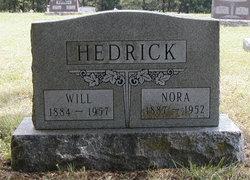 "William J ""Will"" Hedrick"