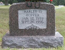 Harley Darrell Hopper