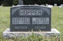 Margaret Sarah <I>Bly</I> Hopper