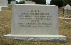 Adm Albert Parker Niblack