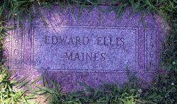 Edward Ellis Maines