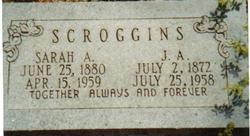 John Abner Scroggins