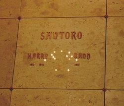 "Enrico (Harry) Dominick ""Harry"" Santoro"
