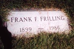 Frank Fredrick Frilling