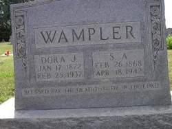 Dora Jane <I>Ragan</I> Wampler