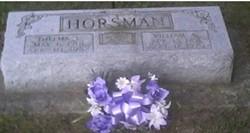 Thelma Leota <I>Frye</I> Horsman