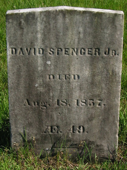 David Spencer, Jr