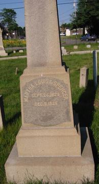Martha Louisa Spencer