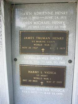 Kevin James Henry