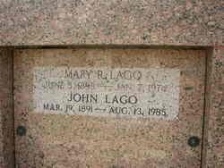 John Lago
