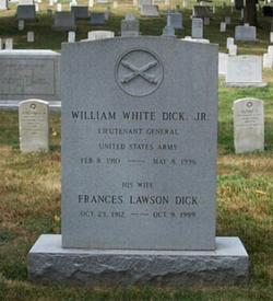William White Dick, Jr