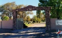 Churchill County Cemetery