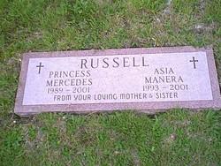 Princess Mercedes Russell