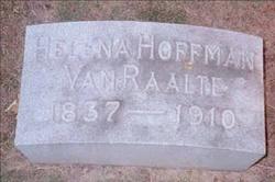 Helena <I>Hoffman</I> Van Raalte