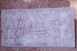 Benjamin Van Raalte