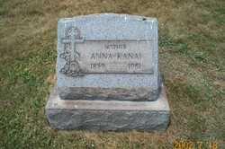 Anna Kanai