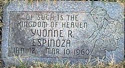 Yvonne R. Espinosa
