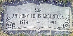 Anthony Louis McClintock