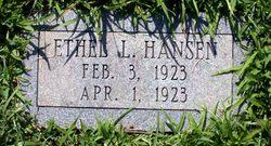 Ethel L. Hansen