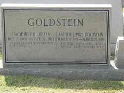 Esther <I>Lipkis</I> Goldstein