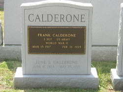 Frank Calderone