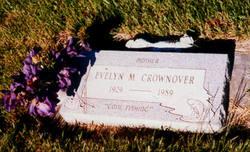 Evelyn M <I>Latto</I> Crownover