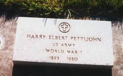 Harry Elbert Pettijohn