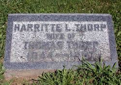 Harritte L. Thorp