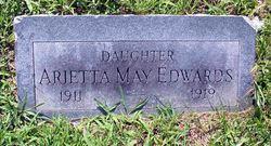 Arietta May Edwards