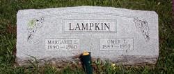 Margaret Ellen <I>Lane</I> Lampkin