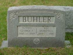 George Parker Buhler
