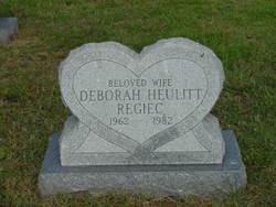 Deborah <I>Heulitt</I> Regiec