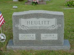 Helen <I>Riggs</I> Heulitt
