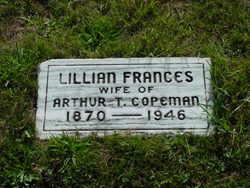 Lillian Frances Copeman