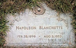 Napoleon Blanchette