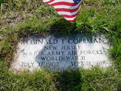 Reginald T. Copeman