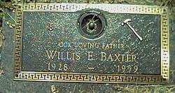 Willis E. Baxter